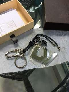 Lv key chain authentic