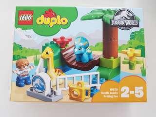 Lego 10879 Gentle Giants Petting Zoo - Jurassic World