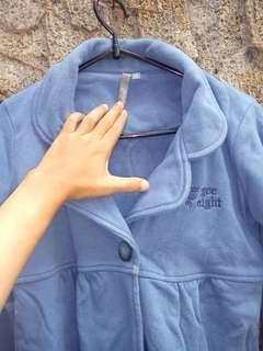 Outer/jacket bhn babyterry tbl dan haluss