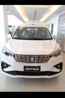 All new Suzuki Ertiga 2019