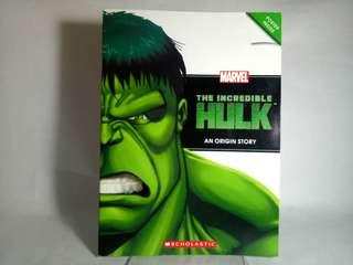 Marvel Comic Hulk
