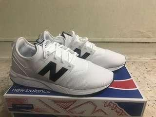 New Balance 247 All White