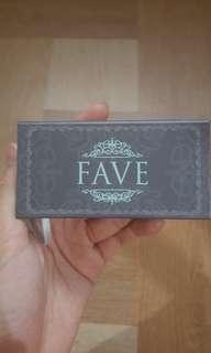 Fave false lashes mink falsies