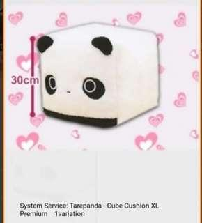 $10 DEALS TAREPANDA TOREBA JAPAN PANDA CUSHION