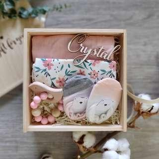 Baby Romper gift set (Personalised)