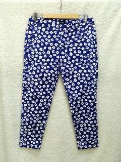 Kate Spade Floral Trousers