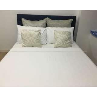 Fully Serviced One Shangri-la Place Studio Type for Rental, above Shangri-la Plaza Mall
