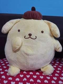 $10 OFFER BIG JUMBO Pompompurin Plushie PLUSH TOREBA japan toy