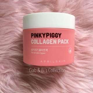 Sale! April skin pinkypiggy collagen pack