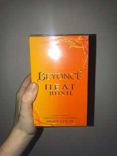 Beyoncé heat rush perfume