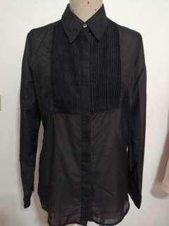 🚚 蠶絲襯衫