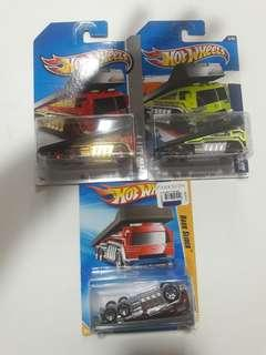 Hot Wheels Back Slider (1 error)