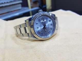 Rolex men Datejust 116334 year 2010