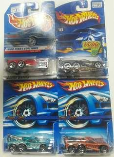 Hot Wheels Tow Jam