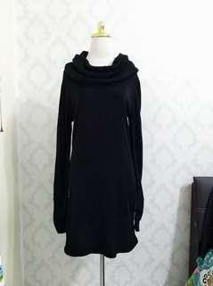 H&M Funnel Neck Dress