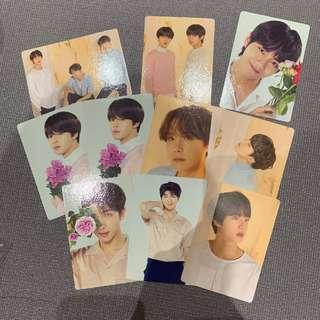 [WTT] BTS Love Yourself Concert Mini Photocards
