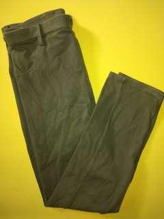 Celana stretch uniqlo #onlinesale