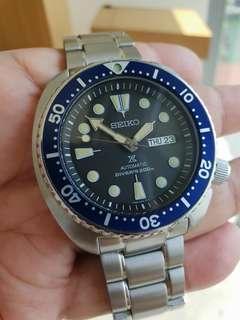 Seiko Turtle - 6309-like Patina Mod
