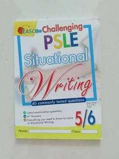 Challenging PSLE Situational Writing