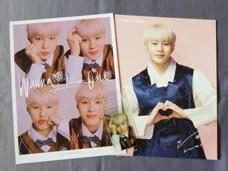 Wanna One Photoessay & Season Greeting