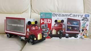 Disney Dream Carry Tokara Tomy