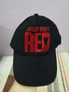 🆕 Official Taylor Swift RED cap #CNY888