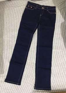 女裝長牛仔褲