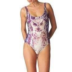 Beautiful 'We Are Handsome' Owl one piece