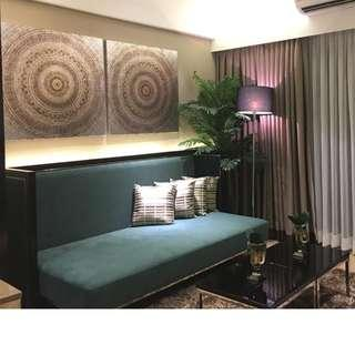 Fully Serviced One Shangri-la Place 1 Bedroom for Rent, above Shangri-la Plaza Mall