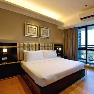 1 Bedroom with Balcony At Makati by Versace Achitect, Century Mall beside