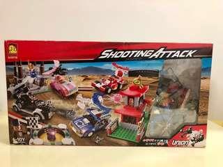 Oxford SA33710 Shooting Attack