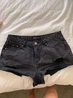 Glassons Boyfriend shorts