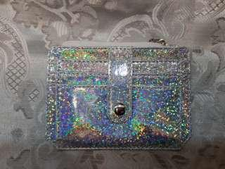 Card holder coin purse