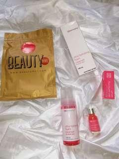 RYX SKINCERITY CLEANSER AND SERUM SET