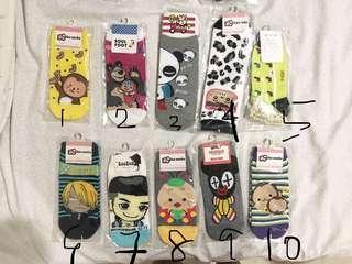 Socks Kaos Kaki Murah