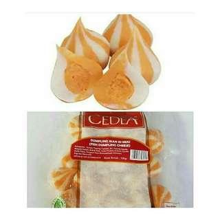 Dumpling cheese dan chicken