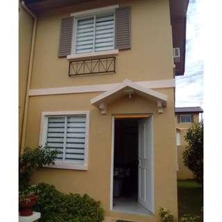 2 Bedroom House and Lot - Ezabelle model in Camilla Montecillo, Santa Maria-San Jose Road and Bagong Buhay Ave, Sapang Palay, San Jose Del Monte, Bulacan