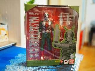 全新 日版 shf  Masked Rider V3 幪面超人