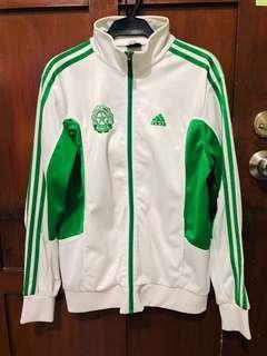 White La Salle Bomber Jacket