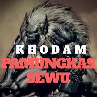 KHODAM PAMUNGKAS SEWU