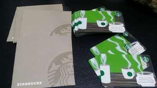 Starbucks Cards #CNY888