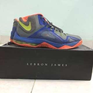 sepatu basket nika lebron james not jordan yeezy adidas boost bape supreme