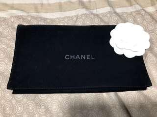 Chanel dustbag for Long Wallet
