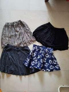 SKATER SKIRTS CLEARANCE
