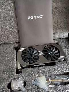 WTS GTX 970 Zotac 4GB Dual Fan (warranty 1 year)