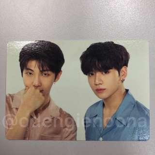 Official BTS Love Yourself Tour Mini PC: NamKook