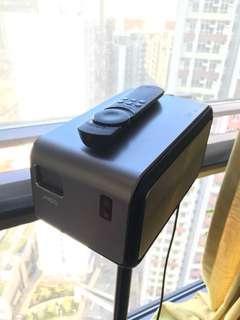 堅果 jmgo j6s 高清 projector