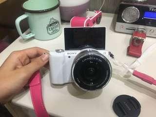 Sony a5100單鏡頭 附32GB記憶卡($誠可議)