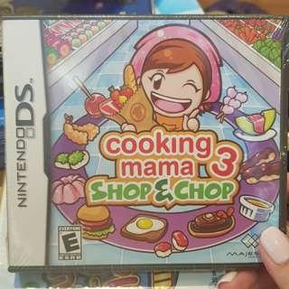 cooking mama 3 shop & chop