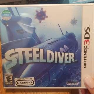steeldiver 3ds